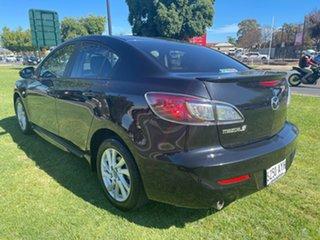 2013 Mazda 3 BL10F2 MY13 Maxx Sport Black 6 Speed Manual Sedan