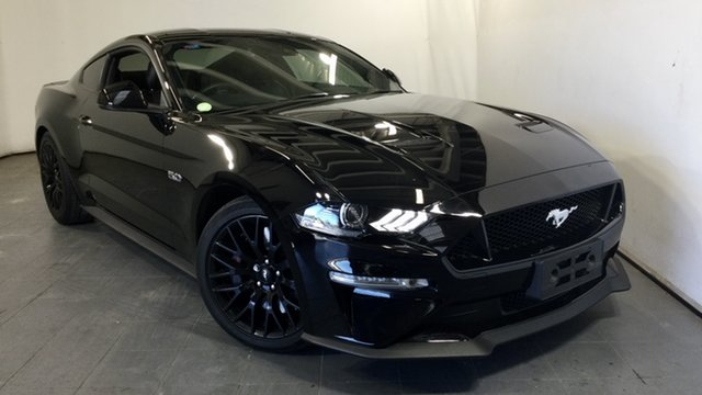 Used Ford Mustang FN 2018MY GT Fastback SelectShift Elizabeth, 2018 Ford Mustang FN 2018MY GT Fastback SelectShift Black 10 Speed Sports Automatic Fastback