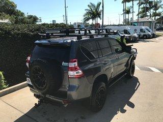 2015 Toyota Landcruiser Prado GDJ150R GXL Graphite 6 speed Automatic Wagon