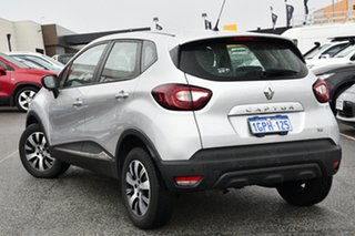 2018 Renault Captur J87 Zen EDC Silver 6 Speed Sports Automatic Dual Clutch Hatchback.