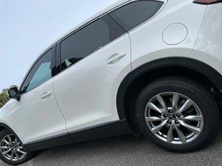 2016 Mazda CX-9 TC Touring SKYACTIV-Drive i-ACTIV AWD White 6 Speed Sports Automatic Wagon