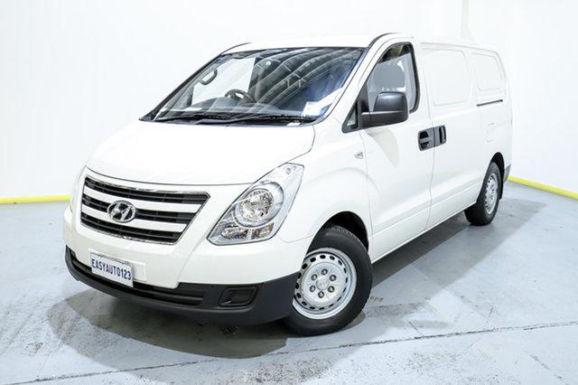 Used Hyundai iLOAD TQ3-V Series II MY18 Canning Vale, 2018 Hyundai iLOAD TQ3-V Series II MY18 White 5 Speed Automatic Van