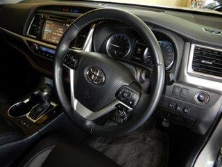 2018 Toyota Kluger GSU50R Grande (4x2) Silver 8 Speed Automatic Wagon