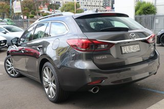 2020 Mazda 6 GL1033 Atenza SKYACTIV-Drive Machine Grey 6 Speed Sports Automatic Wagon.