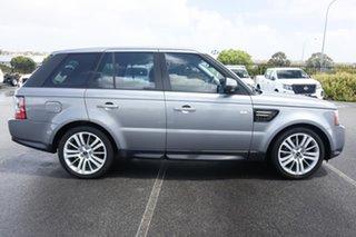 2012 Land Rover Range Rover Sport L320 12MY SDV6 Grey 6 Speed Sports Automatic Wagon.