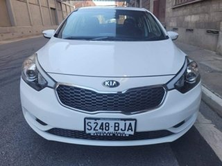2015 Kia Cerato YD MY15 S Premium Silver 6 Speed Sports Automatic Sedan.