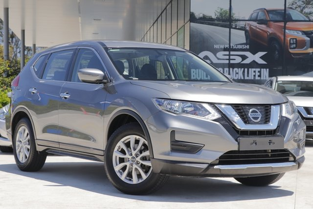 Used Nissan X-Trail T32 Series II ST X-tronic 2WD Aspley, 2017 Nissan X-Trail T32 Series II ST X-tronic 2WD Grey 7 Speed Constant Variable Wagon