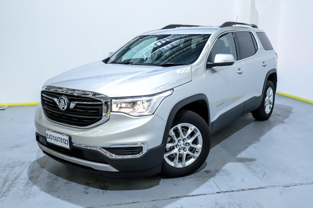 Used Holden Acadia AC MY19 LT AWD Canning Vale, 2019 Holden Acadia AC MY19 LT AWD Blue 9 Speed Sports Automatic Wagon