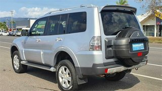2006 Mitsubishi Pajero NS VR-X Grey 5 Speed Sports Automatic Wagon.