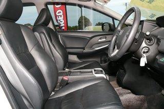 2012 Honda Odyssey 4th Gen MY12 Luxury Premium White 5 Speed Sports Automatic Wagon