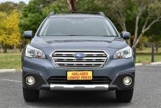 2017 Subaru Outback B6A MY17 2.5i CVT AWD Grey 6 Speed Constant Variable Wagon.
