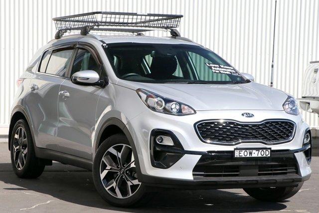 Used Kia Sportage QL MY19 Si 2WD Premium Wollongong, 2018 Kia Sportage QL MY19 Si 2WD Premium Silver 6 Speed Sports Automatic Wagon