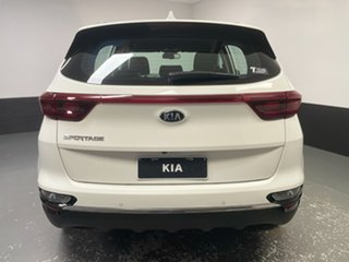 2019 Kia Sportage QL MY19 Si 2WD White 6 Speed Sports Automatic Wagon.