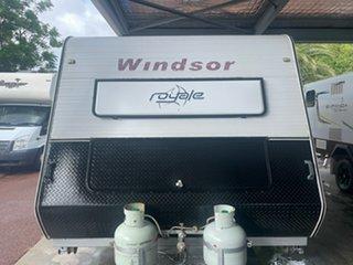 2009 Windsor Royale RC658S Caravan.