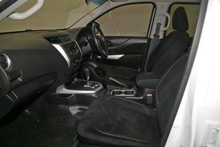 2017 Nissan Navara D23 S2 RX 4x2 White 7 Speed Sports Automatic Utility
