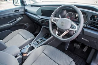 2021 Volkswagen Caddy SK MY21 TDI320 Maxi DSG Silver 7 Speed Sports Automatic Dual Clutch Wagon