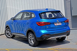 2020 MG HS SAS23 MY20 Excite DCT FWD Blue 7 Speed Sports Automatic Dual Clutch Wagon.