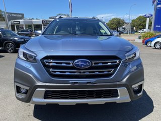 2021 Subaru Outback B7A MY21 AWD Touring CVT Storm Grey 8 Speed Constant Variable Wagon.