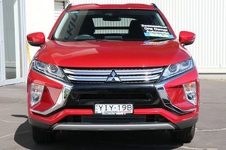2019 Mitsubishi Eclipse Cross YA MY20 LS 2WD Red 8 Speed Constant Variable Wagon