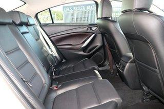 2014 Mazda 6 GJ1032 Touring SKYACTIV-Drive Snowflake White Pearl 6 Speed Sports Automatic Sedan