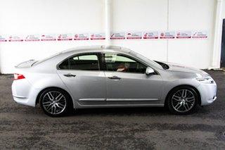 2013 Honda Accord 10 MY13 Euro Luxury Navi Silver 5 Speed Automatic Sedan