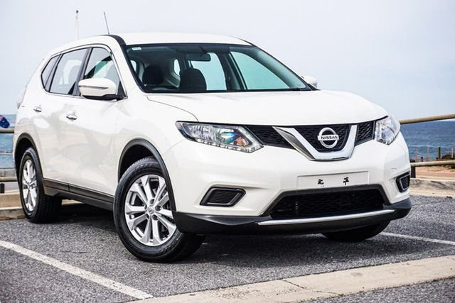 Used Nissan X-Trail T32 ST X-tronic 4WD Christies Beach, 2016 Nissan X-Trail T32 ST X-tronic 4WD White 7 Speed Constant Variable Wagon