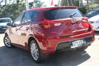 2013 Toyota Corolla ZRE182R Ascent Sport Wildfire 7 Speed CVT Auto Sequential Hatchback.