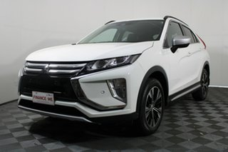 2019 Mitsubishi Eclipse Cross YA MY19 ES 2WD White 8 Speed Constant Variable Wagon
