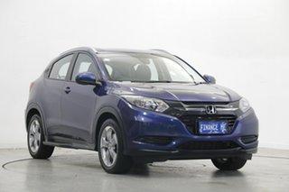 2017 Honda HR-V MY17 Limited Edition Blue 1 Speed Constant Variable Hatchback