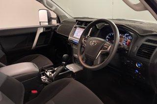 2017 Toyota Landcruiser Prado GDJ150R GX White 6 speed Automatic Wagon
