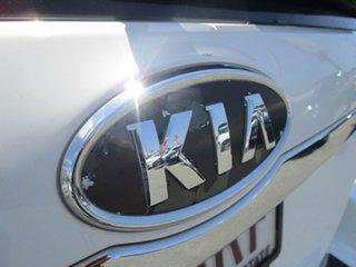 2012 Kia Grand Carnival VQ MY12 SLi White 6 Speed Sports Automatic Wagon