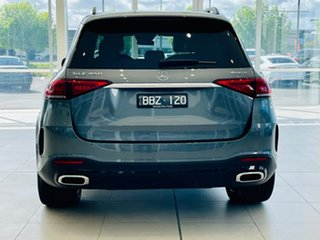 2019 Mercedes-Benz GLE-Class V167 GLE450 9G-Tronic 4MATIC Grey 9 Speed Sports Automatic Wagon