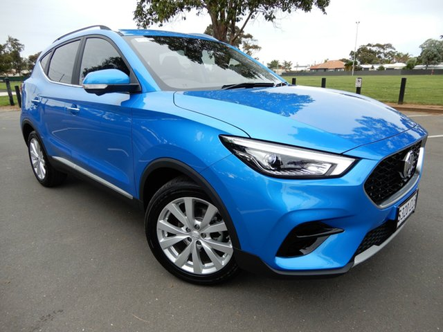 Used MG ZST MY21 Core Glenelg, 2021 MG ZST MY21 Core Blue 8 Speed Constant Variable Wagon