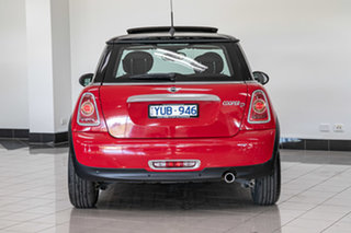 2012 Mini Coupe R58 Cooper Red 6 Speed Manual Coupe