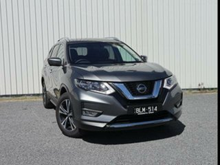 2021 Nissan X-Trail T32 MY21 ST-L X-tronic 4WD Gun Metallic 7 Speed Continuous Variable Wagon.