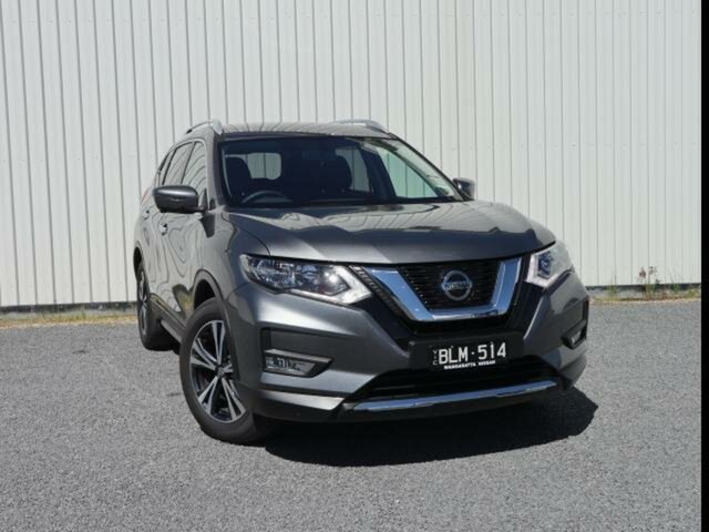 Demo Nissan X-Trail T32 MY21 ST-L X-tronic 4WD Wangaratta, 2021 Nissan X-Trail T32 MY21 ST-L X-tronic 4WD Gun Metallic 7 Speed Continuous Variable Wagon