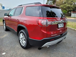 2019 Holden Acadia AC MY19 LT 2WD Red 9 Speed Sports Automatic Wagon