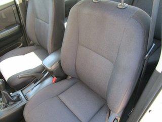 2002 Toyota Corolla ZZE122R Ascent White 5 Speed Manual Wagon