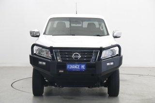 2017 Nissan Navara D23 S2 RX 4x2 White 7 Speed Sports Automatic Utility.
