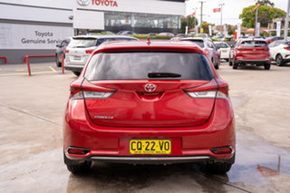 2018 Toyota Corolla ZRE182R Ascent Sport S-CVT Wildfire 7 Speed Constant Variable Hatchback