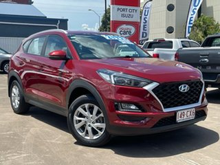2018 Hyundai Tucson TL3 MY19 Active X 2WD Red 6 Speed Automatic Wagon.