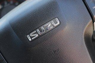 2016 Isuzu D-MAX MY15.5 SX Crew Cab White 5 Speed Sports Automatic Utility
