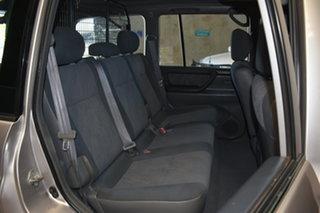 1998 Toyota Landcruiser HZJ105R GXL (4x4) Silver 4 Speed Automatic 4x4 Wagon