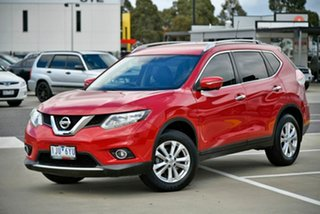 2017 Nissan X-Trail T32 Series II ST-L X-tronic 4WD Red 7 Speed Constant Variable Wagon.