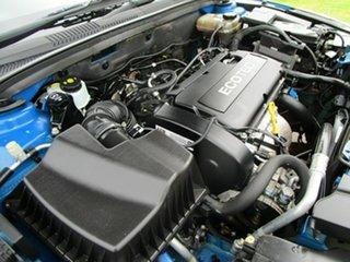 2010 Holden Cruze JG CDX Blue 5 Speed Manual Sedan