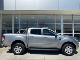 2020 Ford Ranger PX MkIII 2020.25MY XLT Silver 6 Speed Sports Automatic Double Cab Pick Up