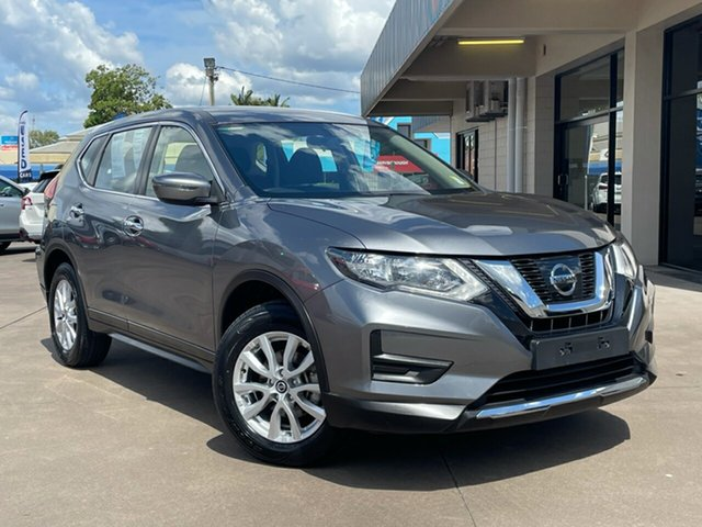 Used Nissan X-Trail T32 Series II ST X-tronic 2WD Maryborough, 2019 Nissan X-Trail T32 Series II ST X-tronic 2WD Grey 7 Speed Constant Variable Wagon