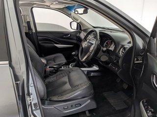 2015 Nissan Navara D23 ST-X Grey 6 Speed Manual Utility