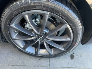 2021 Mazda 3 BP2SLA G25 SKYACTIV-Drive Astina Black 6 Speed Sports Automatic Sedan