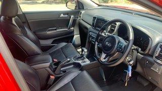 2016 Kia Sportage QL MY16 SLI (FWD) Red 6 Speed Automatic Wagon